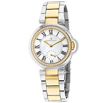 Christian Van Sant Women's Cybele White mother of pearl Dial Watch - CV0233