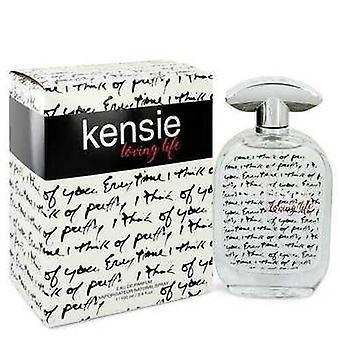 Kensie Loving Life By Kensie Eau De Parfum Spray 3.4 Oz (women) V728-543783