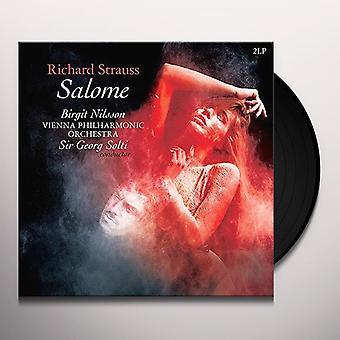 Richard Strauss, Birgit Nilsson, Wiener Philharmoniker, Sir Georg Solti - Salome Vinyl
