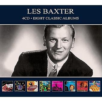 Les Baxter - Eight Classic Albums CD