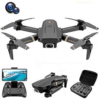 النينجا التنين ألفا Z 4k HD واي فاي Fpv كاميرا مزدوجة Quadcopter بدون طيار