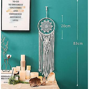 Dream Catcher Handmade For Bedroom Decor Wall Hanging Home Decoration Gifts For Girls(Color4)