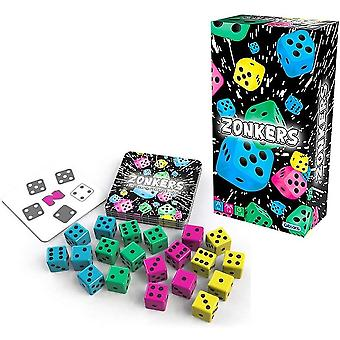 Gibsons Zonkers Dice Juego