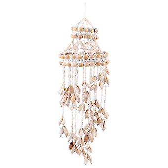 Conch Sea Shell Wind Chime Hanging Ornament Wall Decoration Creative Hanging Pendant Stylish