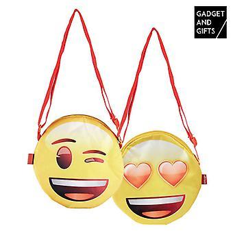 Gadget och gåvor Wink-Love uttryckssymbol väska
