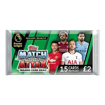 EPL Match Attax 2018/19 Deluxe Packs (24 pakker)
