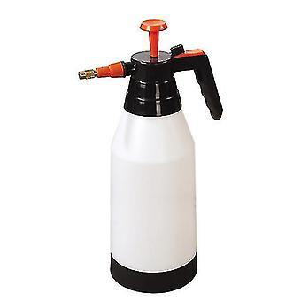Gardening household 2L watering and flower watering can, manual air pressure sprayer