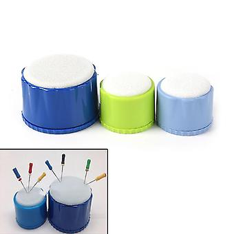 Dental Equipment Round Endo Stand Cleaning Foam