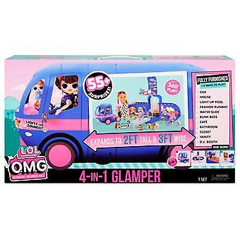 L.O.L. Surprise! O.M.G. 4-in-1 Glamper