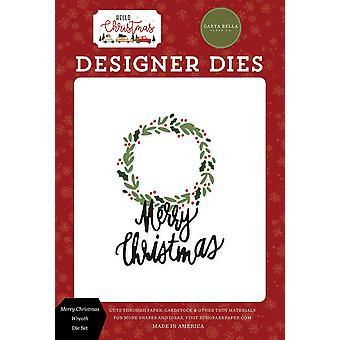 Carte Bella Dies - Joyeux Noël