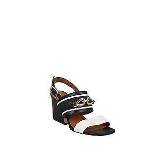Tory Burch   Jessa Slingback Block-Heel Sandals
