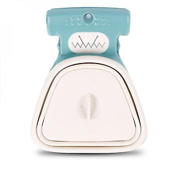 Dog Pet Travel Collapsible Potty Spoon