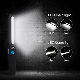 Lampe de poche de travail LED rechargeable ultra-mince + câble de données USB