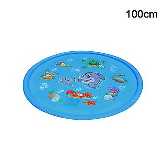 Childrens Water Splash Play Mat Gonflable Spray Coussin d'eau