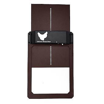 חיישן אור אוטומטי פותחן דלת לול עוף קרוב יותר