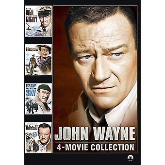 John Wayne 4-Pack [DVD] EUA importar