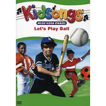 Kidsongs - Let's Play Ball [DVD] USA import