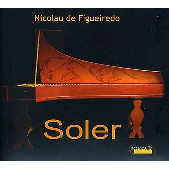 A. Soler - Antonio Soler: Harpsichord Sonatas [CD] USA import