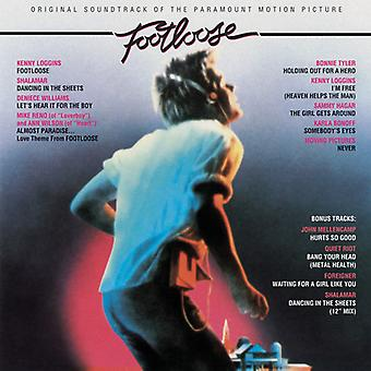 Various Artists - Footloose [CD] USA importeren