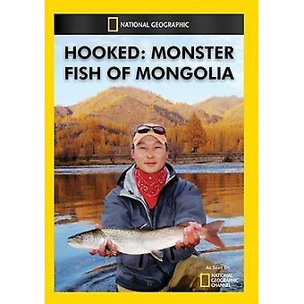 Süchtig: Monster Fisch der Mongolei [DVD] USA importieren