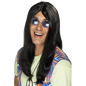 Neil hippie paryk, sort