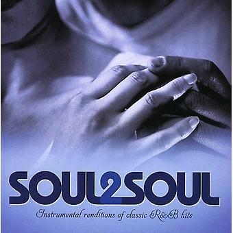 Sam Levine & Jack Jezzro - Soul 2 Soul: Instrumental R&B [CD] USA import