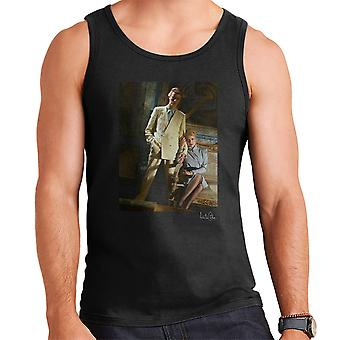 David Bowie And Catherine Deneuve The Hunger Movie Men's Vest