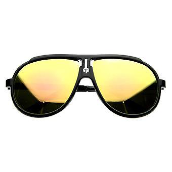 Designer inspirert 80s stil Retro Sport Aviator solbriller
