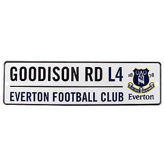 Everton szyld