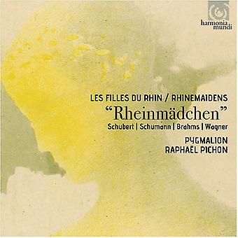 Brahms, J. / Fink, Bernarda / Pichon, Raphael - Rheinmadchen [CD] USA import