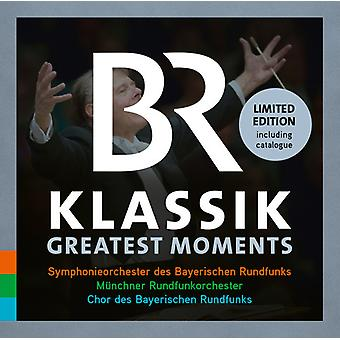 Bach, J.S. / Rundfunkorchester / Rundfunks - Br-Klassik Greatest Moments [CD] USA import