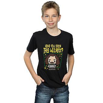 Chicos de Harry Potter Sirius negro Azkaban Junior camiseta