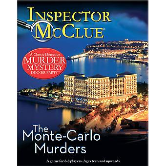 Inspector McClue Murder Mystery - The Monte Carlo Murders