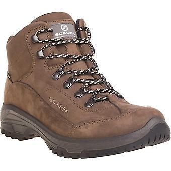Scarpa Women's Cyrus Mid GTX Walking Boots - Brown