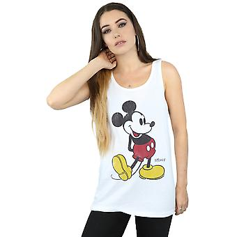 Disney Damen Mickey Mouse Classic Kick Freund Fit Weste