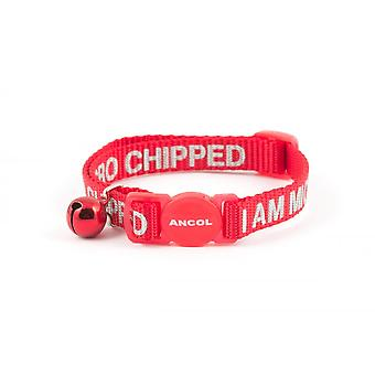 Ancol I Am Micro Chipped Cat Collar