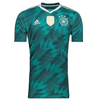 2018-2019 Tyskland borta Adidas fotbollströja