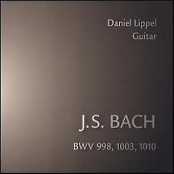 J.S. Bach - Daniel Lippel Plays Bach [CD] USA import