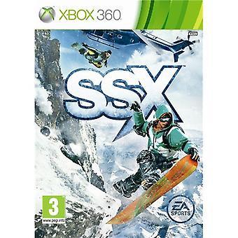 SSX (Xbox 360) - Werksversiegelt