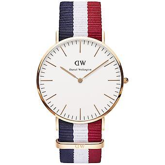 Daniel Wellington Men's Cambridge 40mm Watch 0103DW