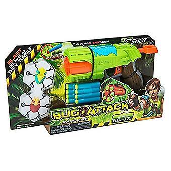 Zuru X Shot Bug Attack Rapid Fire Blaster
