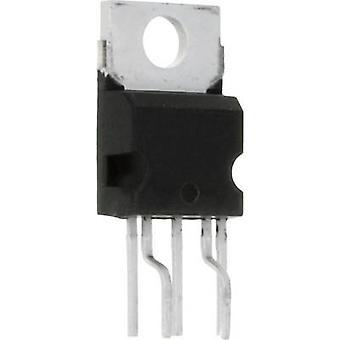 STMicroelectronics L200CV Voltage regulator - lineair Positief Verstelbaar 2.85 V 2 Een Pentawatt® 5