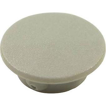 Cliff CL1736 Cover Grey Suitable for K21 rotary knob 1 pc(s)