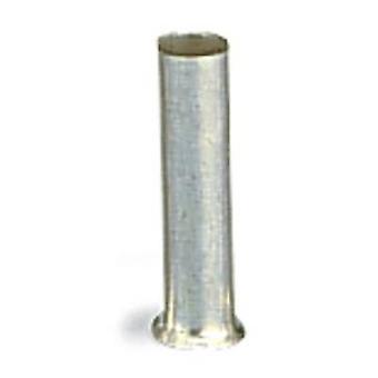 WAGO 216-104 Ferrule 1 x 1,50 mm2 x 8 mm Nicht isoliertes Metall 1000 Stk.