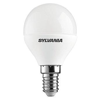 1 x Sylvania ToLEDo kulka E14 V3 5,5 letniego LED 470lm [Klasa energetyczna A +]