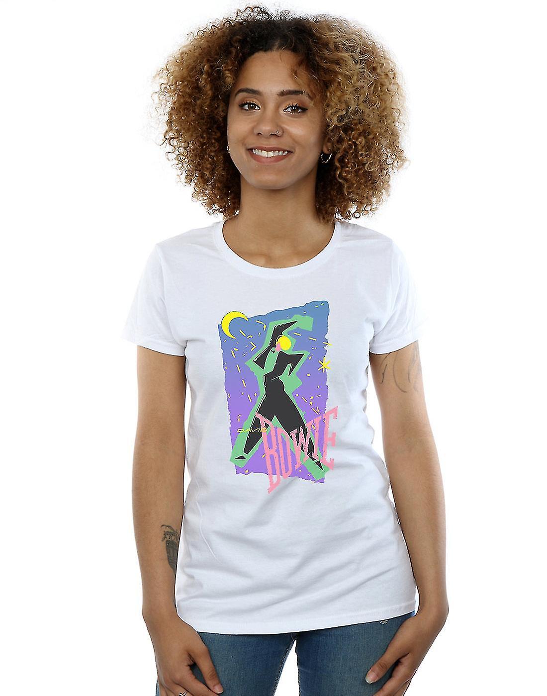 David Bowie Women's Moonlight Dance T-Shirt