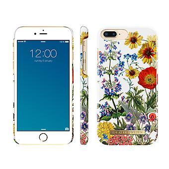 iDeal af Sverige iPhone 8 plus 7/6 plus Shell-blomst eng
