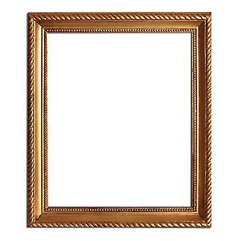 "30x40 ס""מ או 12x16 אינץ ', מסגרת זהב"