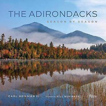 Die Adirondacks - je nach Saison von Carl Heilman - Bill McKibben - 9