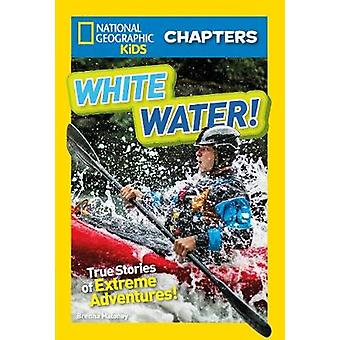 National Geographic barn kapitlen - White Water (nationella geografiska K